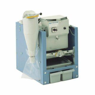 Limpiador de muestras de granos y semillas